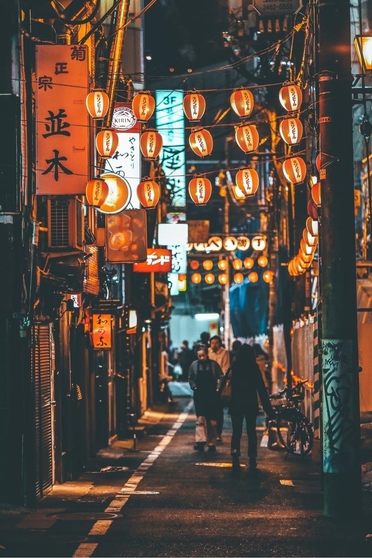 night - streetphotography, street - sennysennny | ello