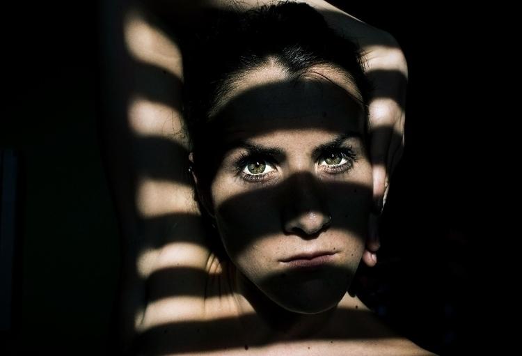 imaginate creando.#autoretrato - luzdeluna | ello