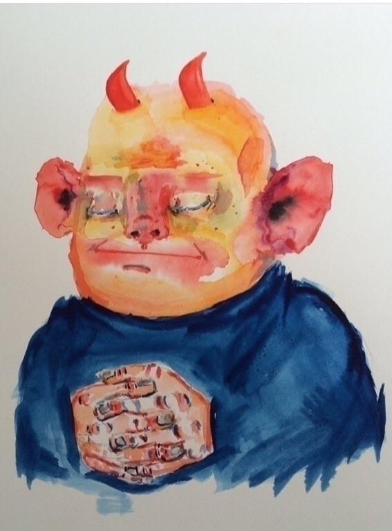 Watercolor paper - damianrivera - damianrivera | ello
