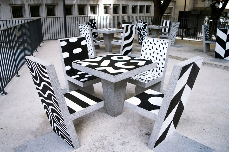 Urban Furniture Campolide Paris - vanessateodoro | ello