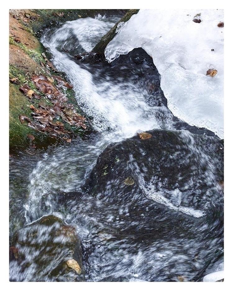 Winter River - canonespaña, photo - noelgar99 | ello