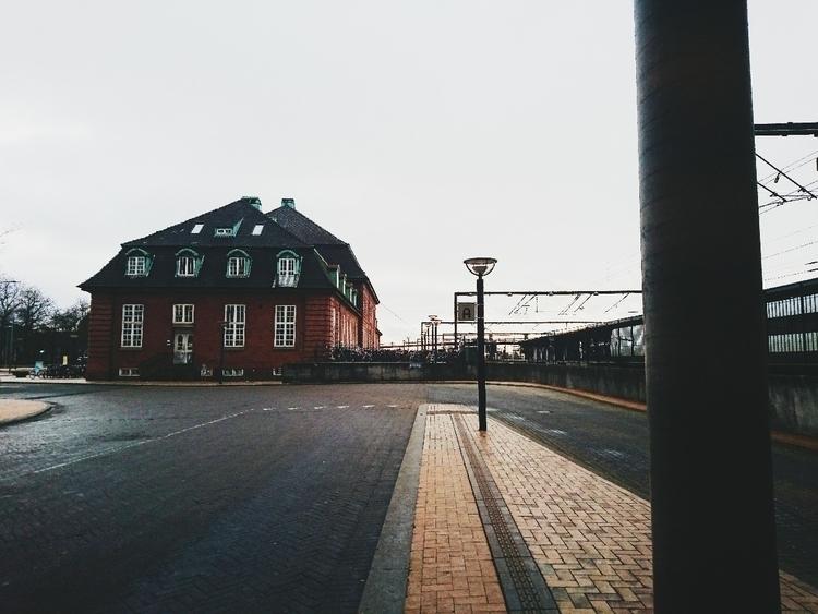 street, architecture, Denmark - themoonlitroad | ello