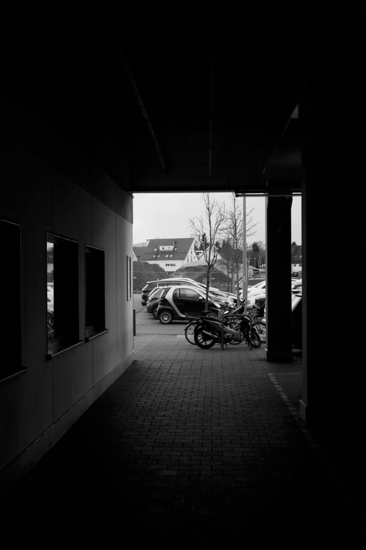 Discipline - photography, blackandwhite - marcushammerschmitt | ello