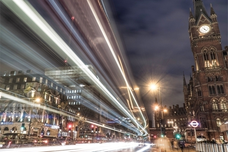 Long exposure Central London - dylanleonard | ello