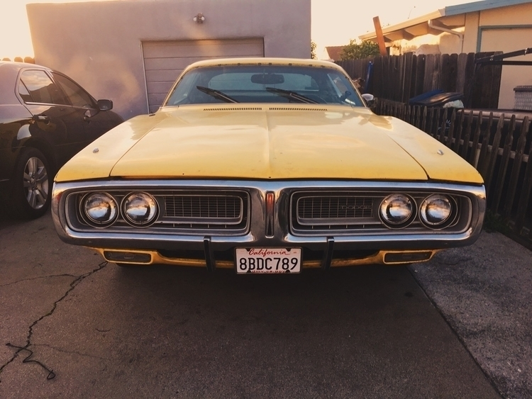 dodge, charger, 1971, motors - tramod | ello