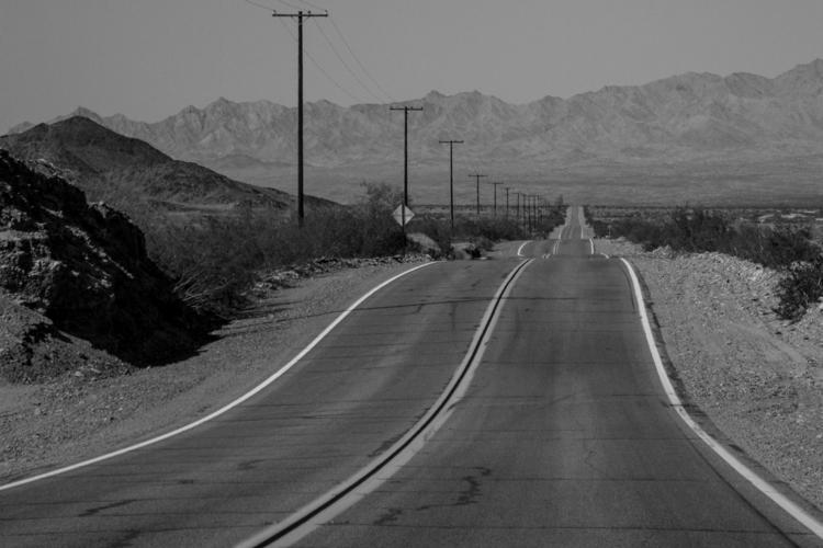 California desert Mountain Film - ethandowning | ello