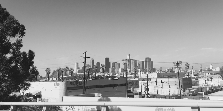 Downtown Los Angeles | View Fre - michaelalexisluna | ello