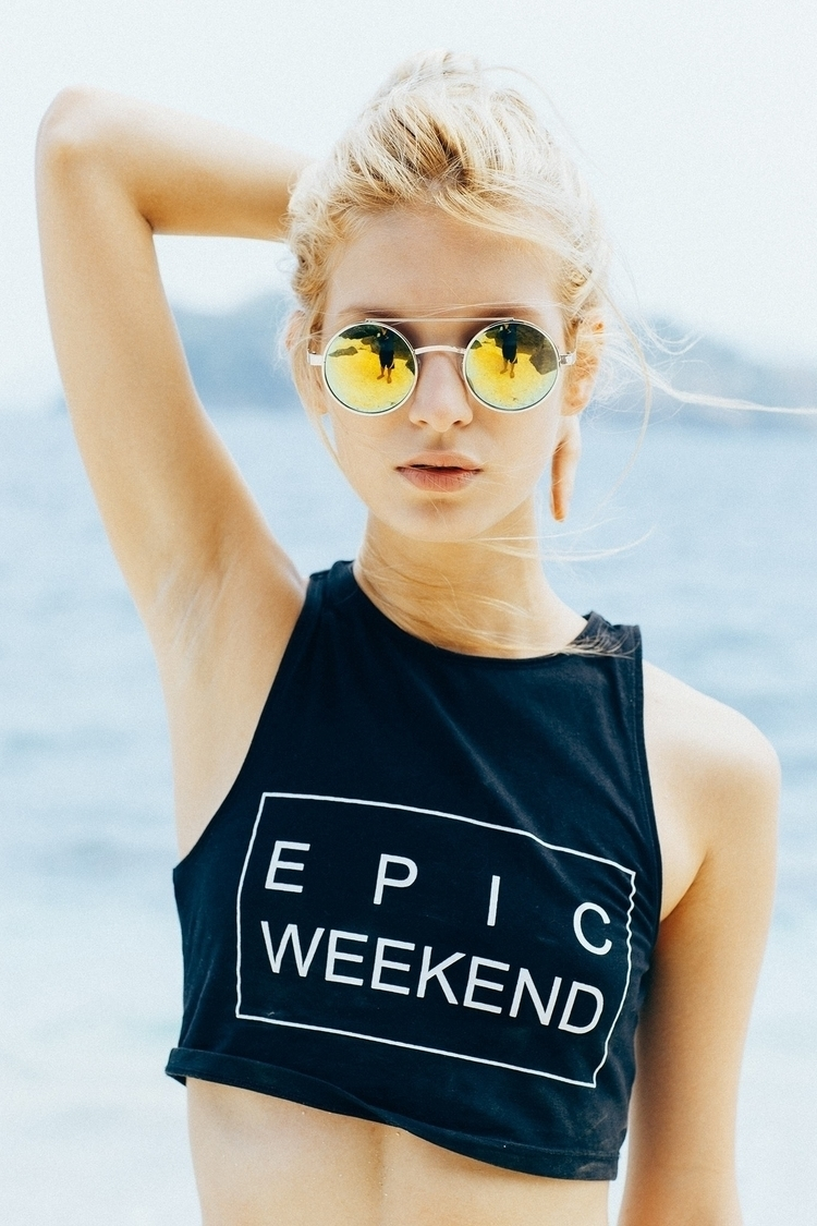 Epic Weekend - beach, bikini, swimwear - renzmar | ello
