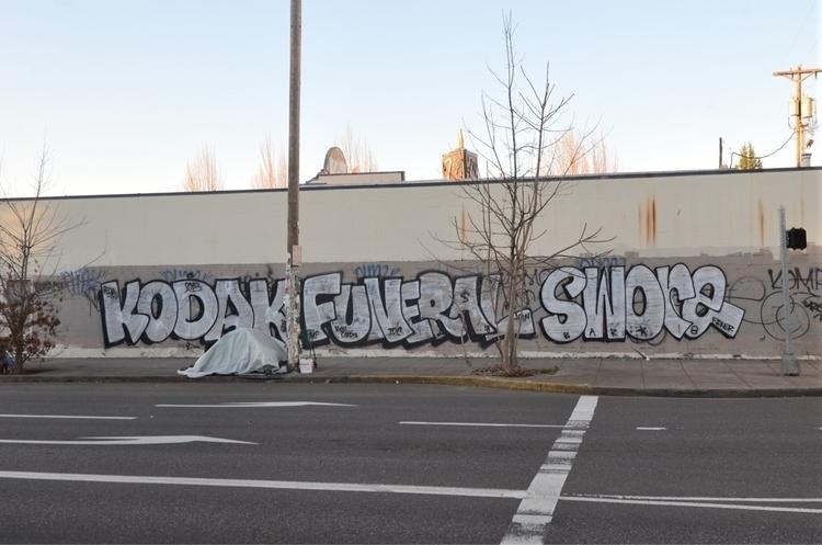 Kodak, funeral, swore, portlandgraffiti - invoicepdx | ello