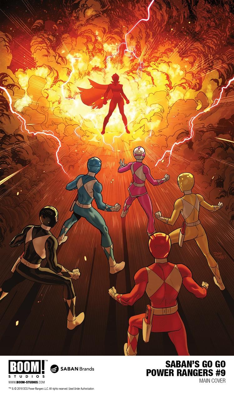 Brand Power Ranger Debut Ranger - comicbuzz | ello
