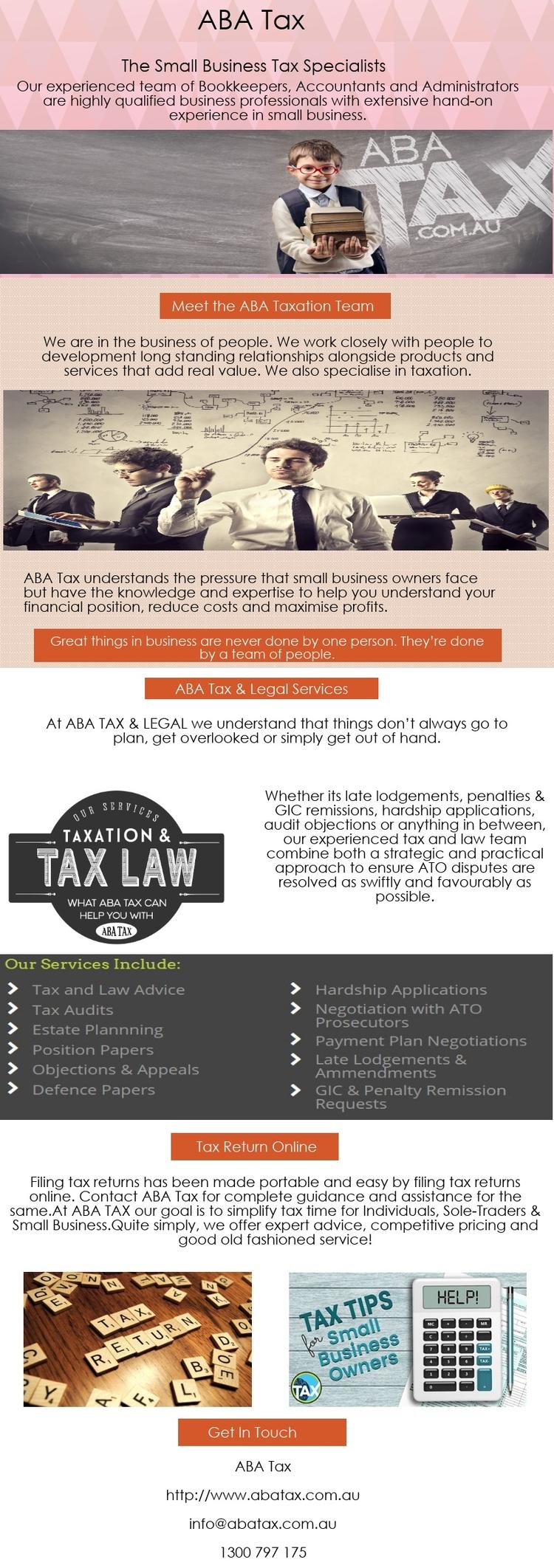 Tax Accountant Gold Coast ABA T - abatax | ello