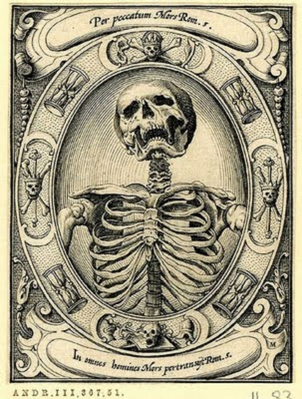 Memento, homo, quia pulvis es,  - arthurboehm | ello