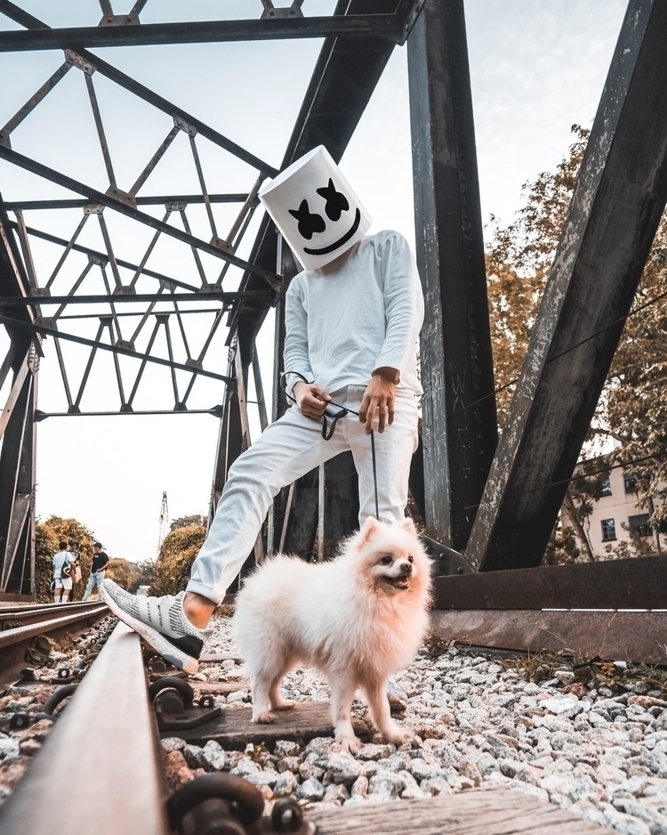 hai, spot  - marshmello, visualsoflife - fevarent | ello