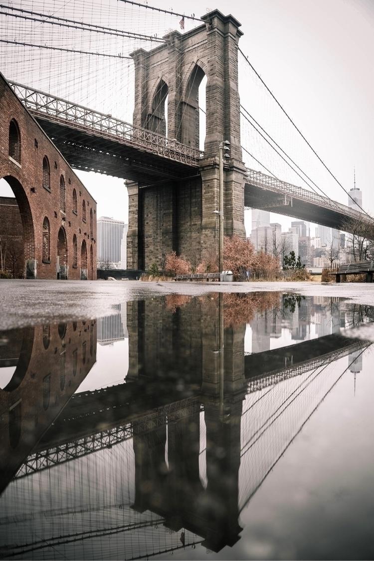 Bridge reflections - 55thand3rd | ello