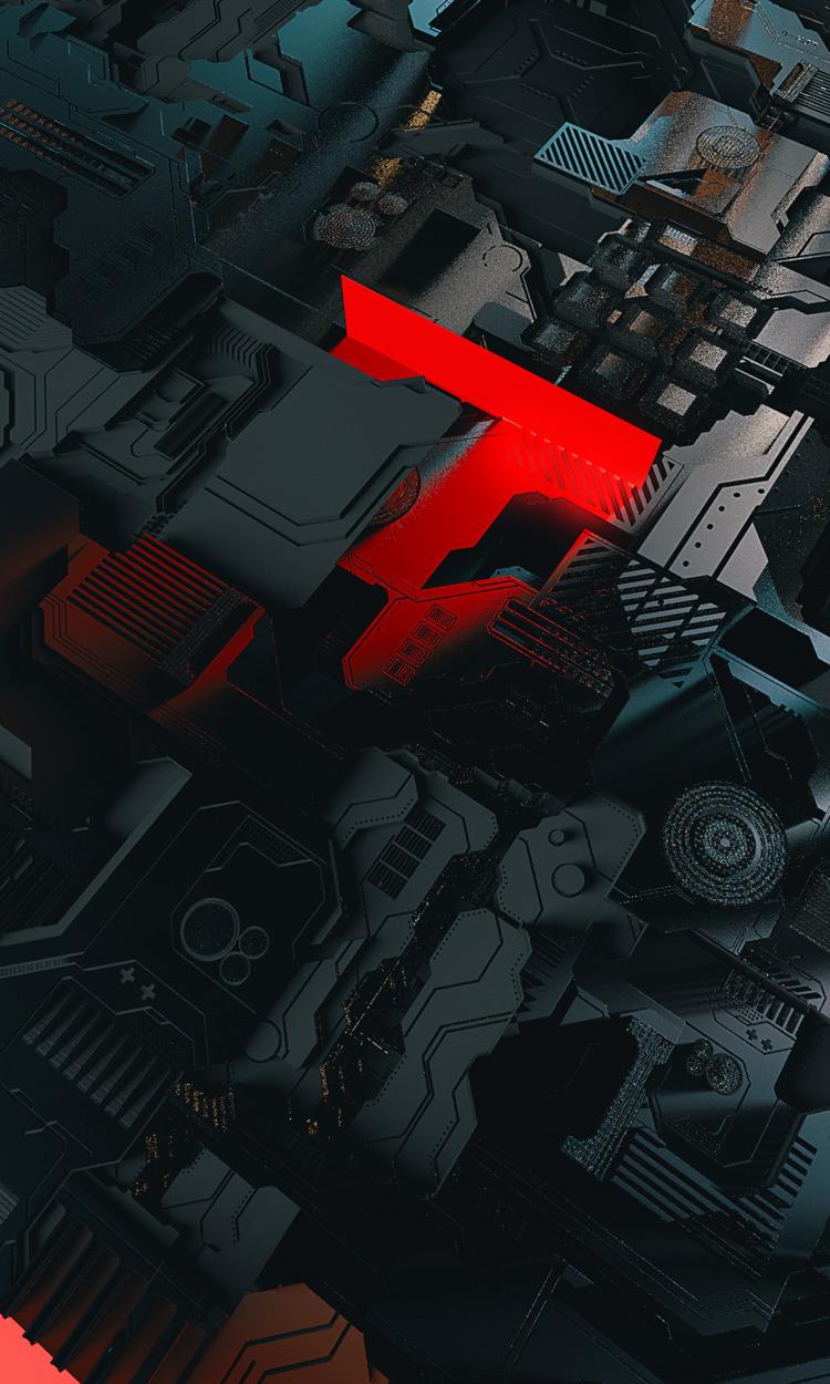 Tech / C4D - render, cinema4d - mehmetturan   ello