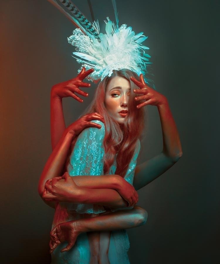Model: DariaS - rektmag, endlessfaces - f-estival | ello