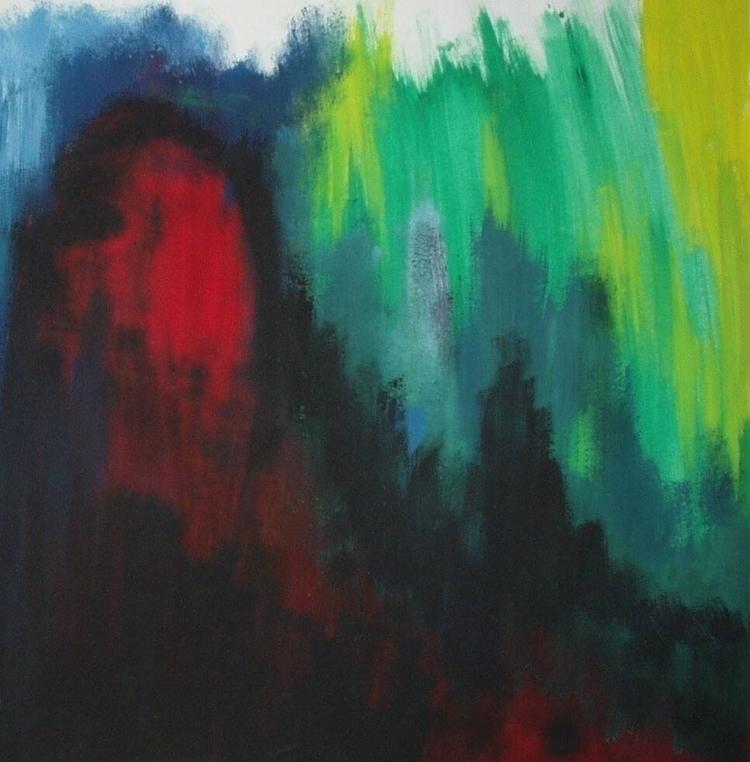 looke veeery abstract Mona Lisa - katrinwermann | ello