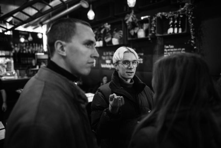 stage - documentary Martin Kohl - peterrunkewitz | ello