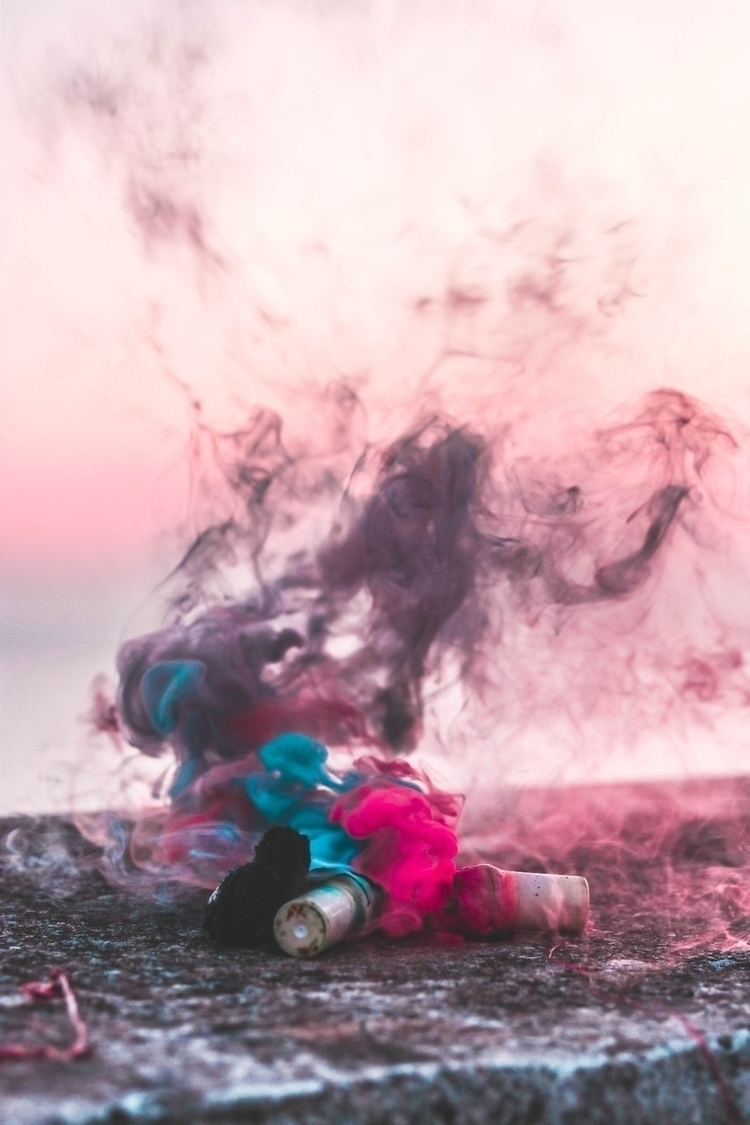 Blue × Pink (portfolio: Submitt - graphicsamg | ello