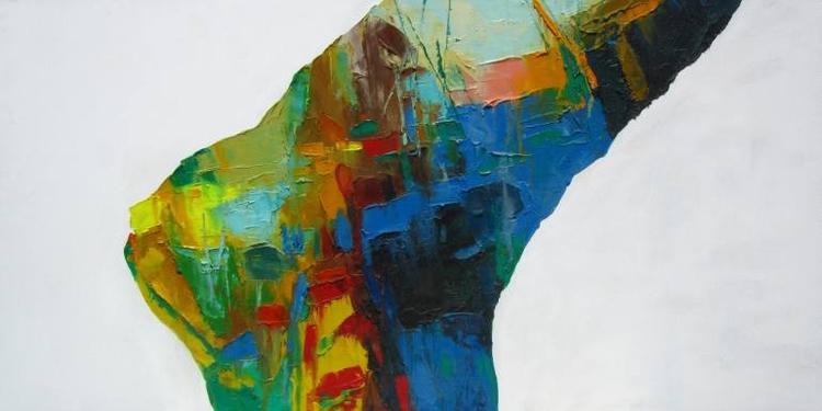 Painting   Size: 30 60 2 Series - abhishekkumarartist   ello