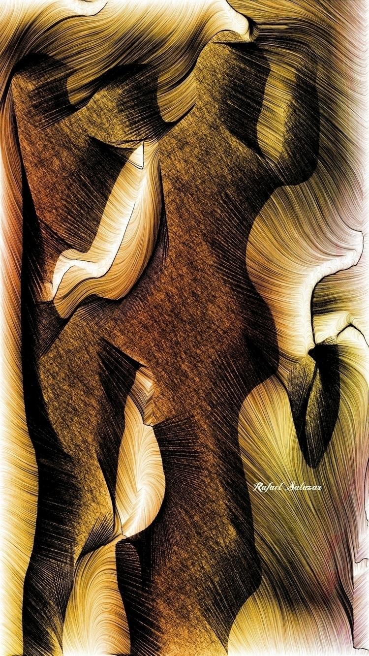 Passing Life Rafael Salazar Art - rafaelsalazar | ello