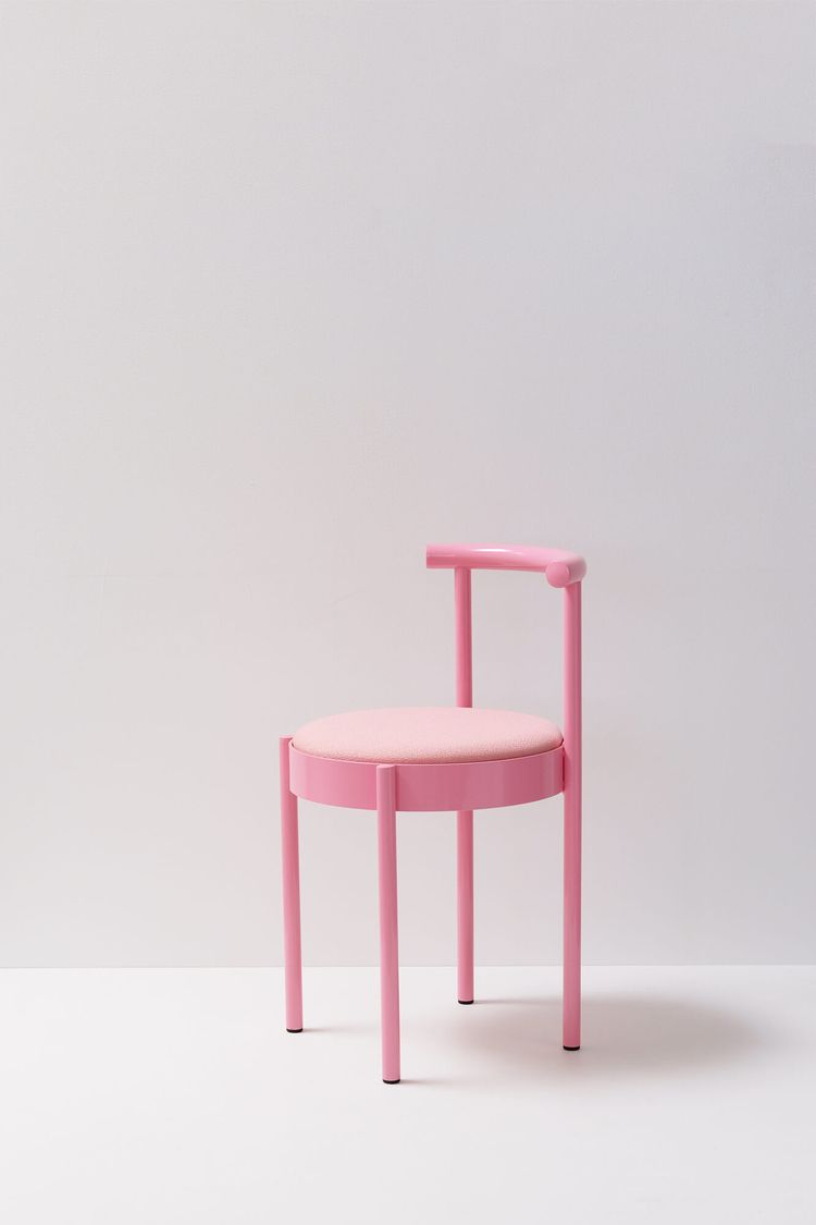 Daniel Emma- Soft Pink Chair - manfredistyle | ello