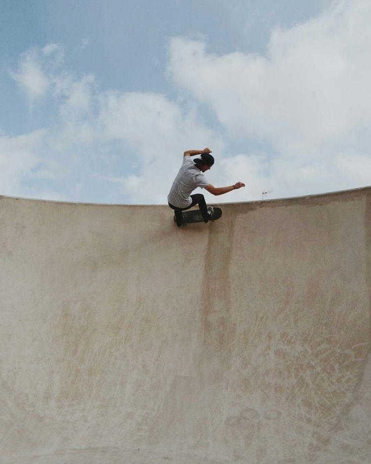 skate, bowl, oldschool, skater - svsogarcia | ello