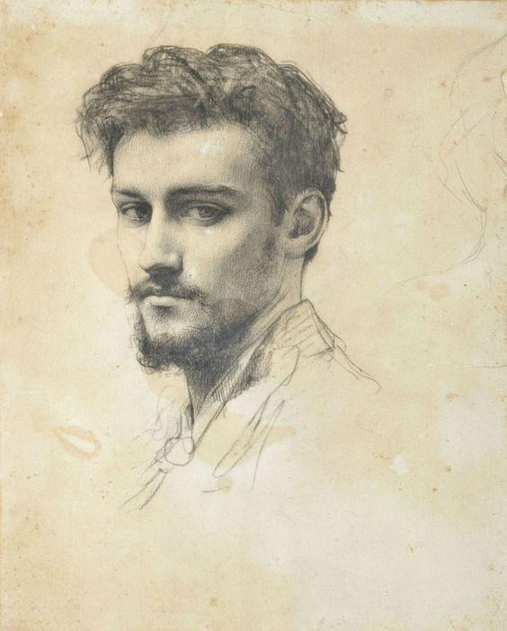 Raphaël Collin: Portrait de Pau - arthurboehm | ello