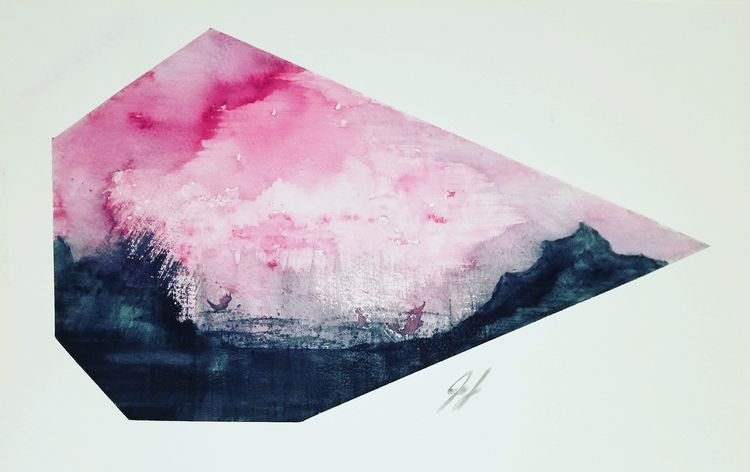 watercolor, watercoloring, watercolorpainting - jasper4 | ello