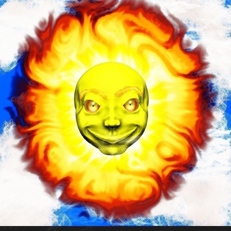 Yellow Sunshine - chrisduty | ello