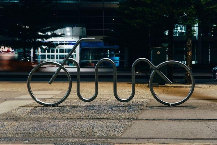 Bike Ride - bike, night, melbourne - talesofducky   ello