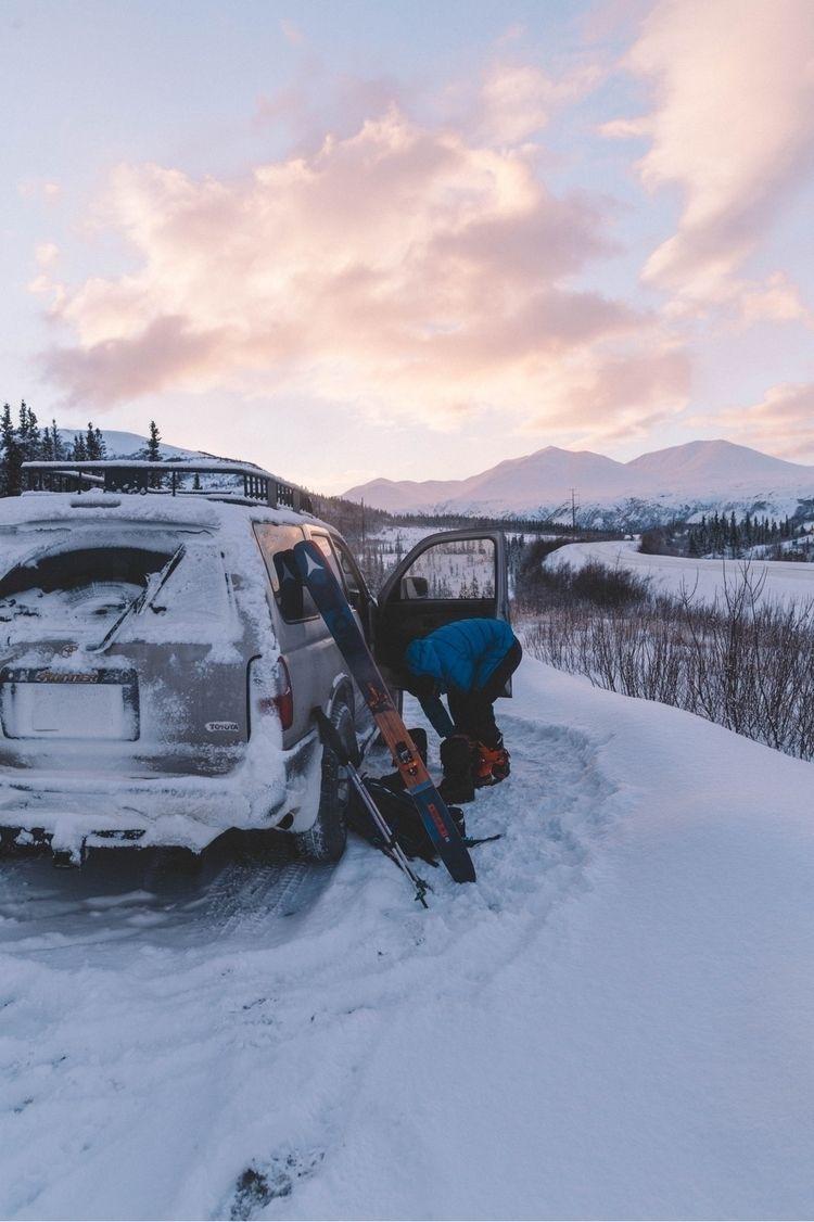 Mt. Panorama Cantwell, Alaska c - connorgrasso | ello