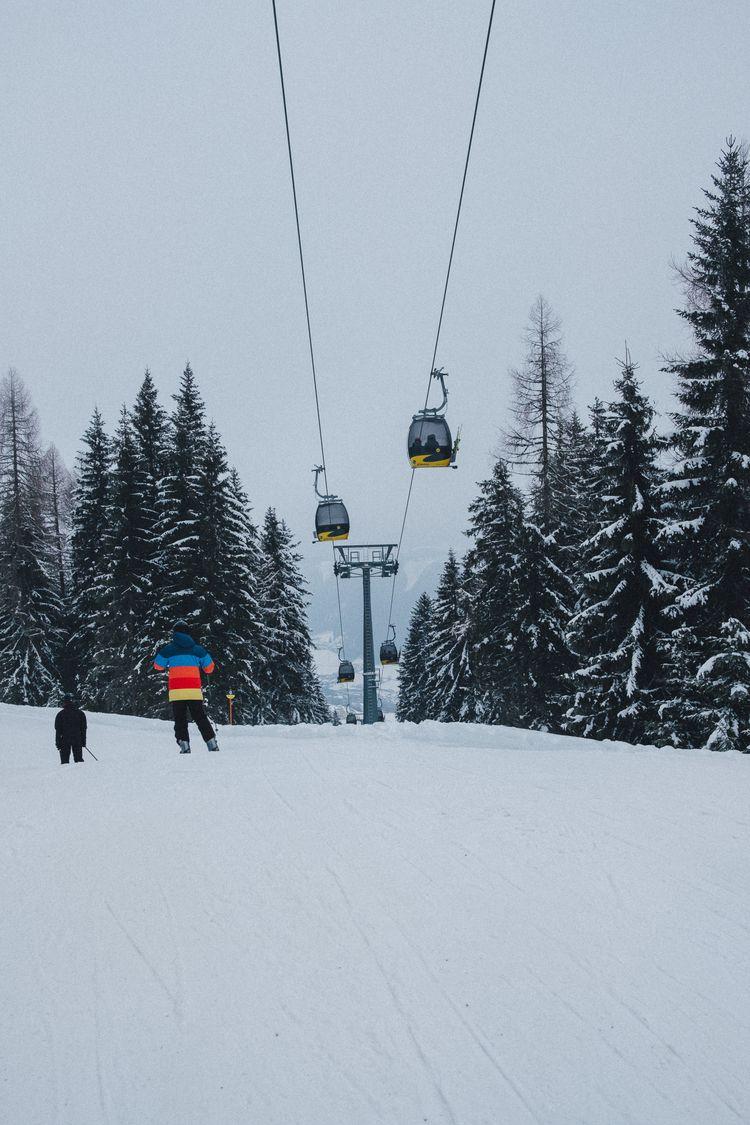 Winter land. Schladming. Austri - davidhellmann | ello