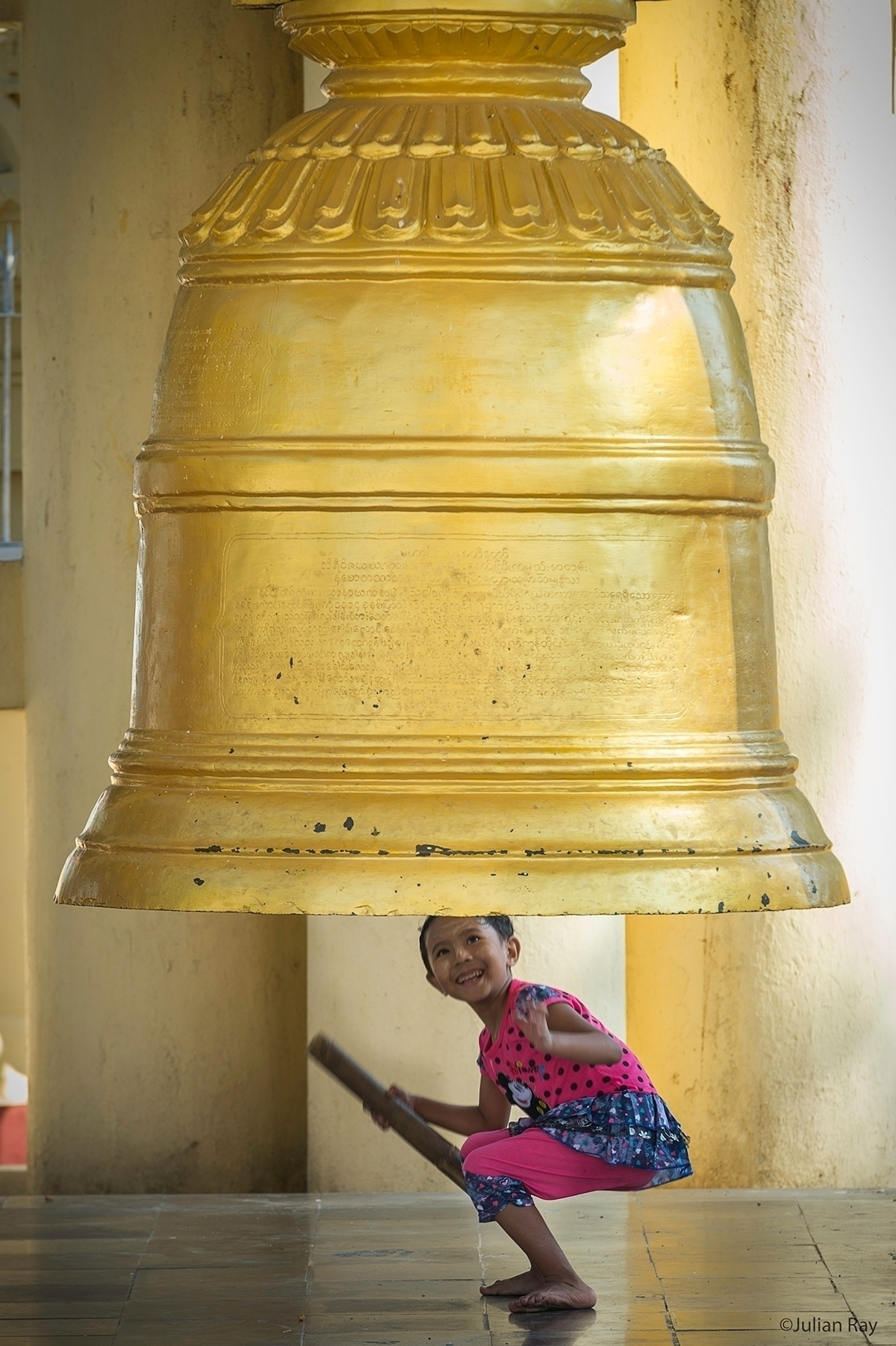 big sound small person - myanmar - julianrayphotography | ello