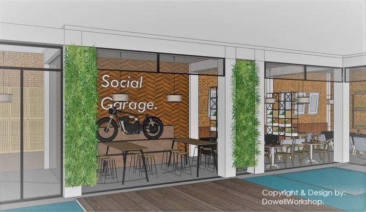 social garage - design, interiorworld - fiks89 | ello
