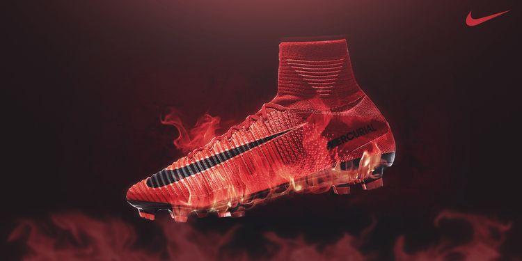 Nike Mercurial Soccer Advert - indigoes | ello