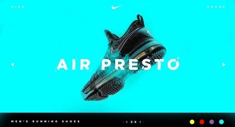 Nike Air Presto UI - indigoes | ello