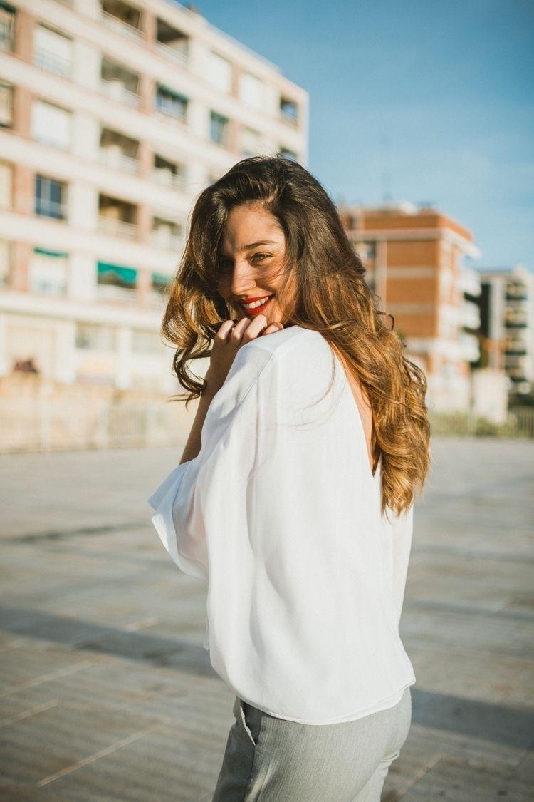Marina :heart:️ - portrait - marccolilla   ello