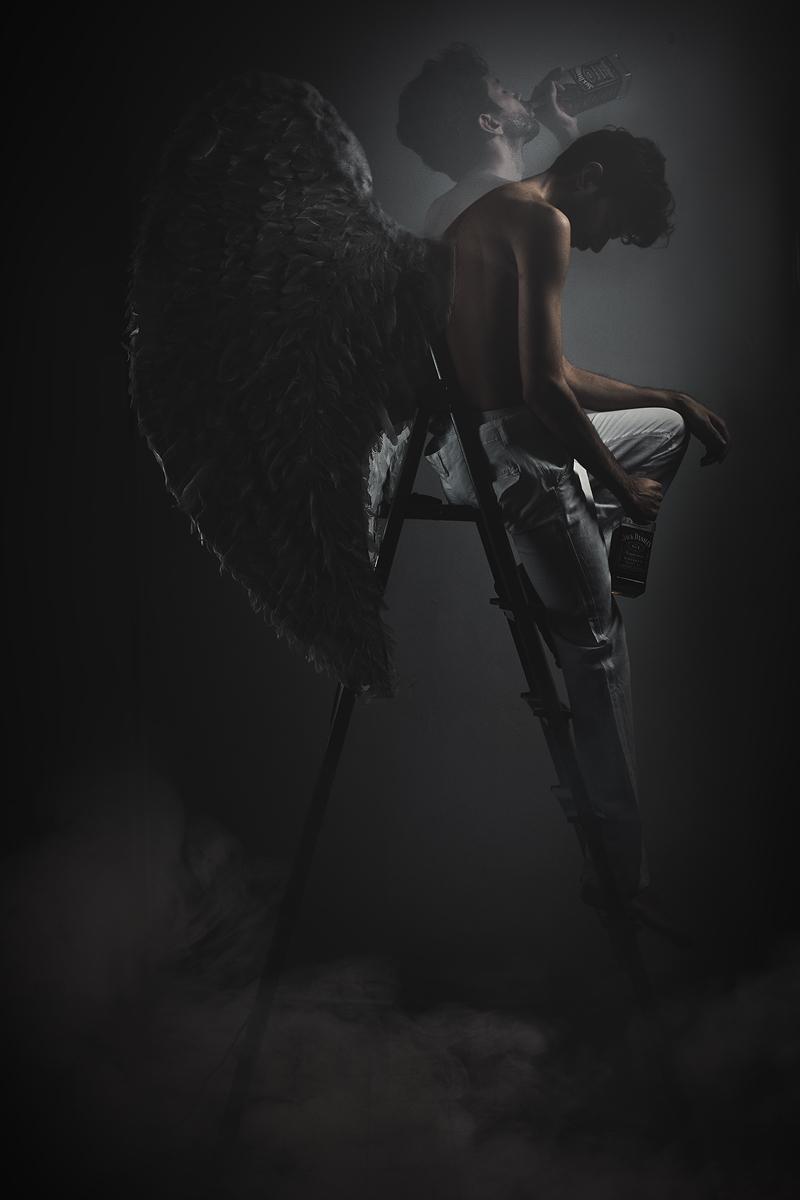 """Infinite Sadness"" — Photograph - darkbeautymag | ello"