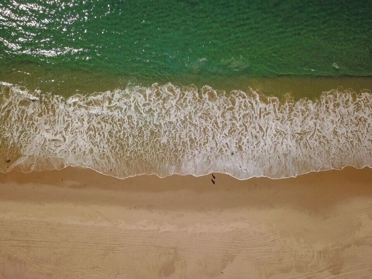 Aerial shot Crystal Cove. Newpo - laaerialimage | ello