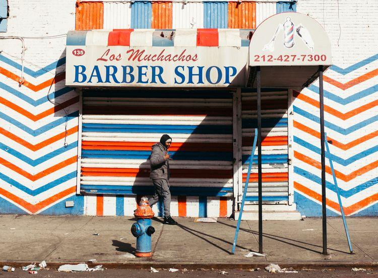 Los Muchachos Barber Shop East  - jmsaponaro | ello