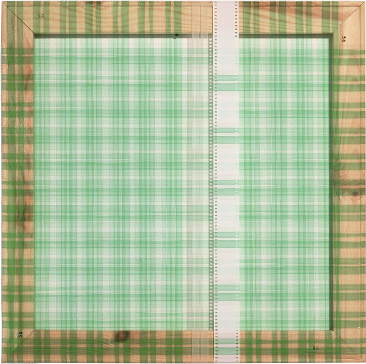 celluloid 14 (green), 2012, cm - boscher | ello