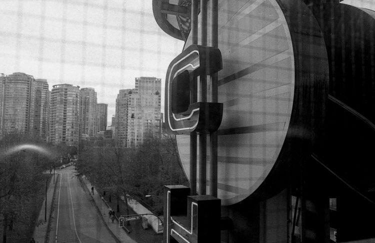 Chinatown - monochrome, blackandwhitephoto - kch   ello