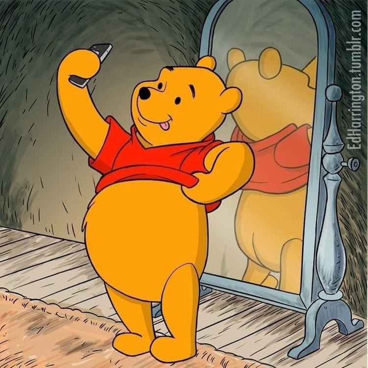SundayBunday, WinnieThePooh - robogiggles | ello