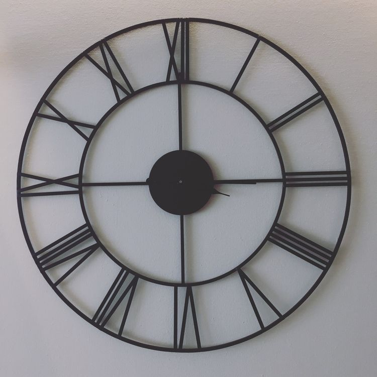 Clock - clock, hour, whitebackground - tmorenocs | ello
