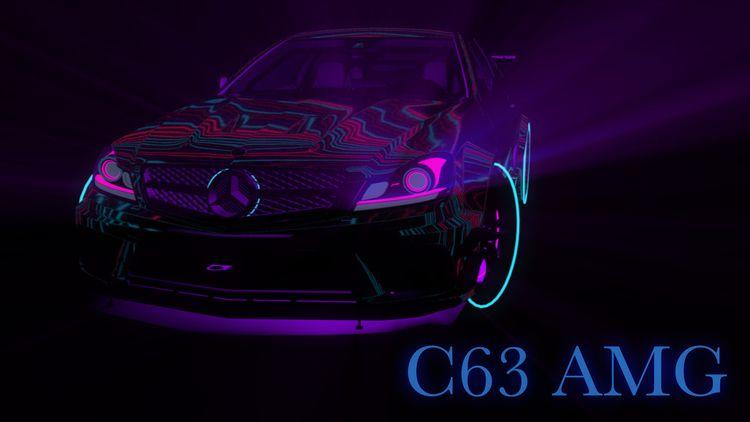 Mercedes-Benz C63 AMG Coupe Wor - kazantip | ello