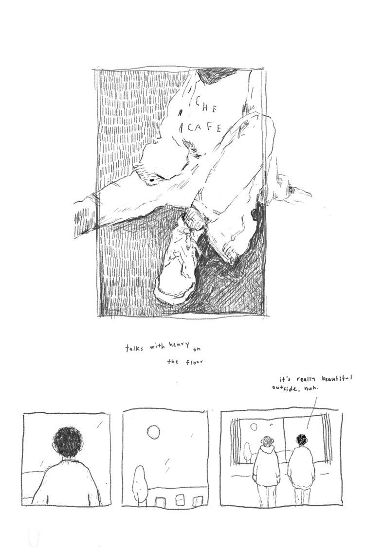 comics, digitalart - lamest | ello