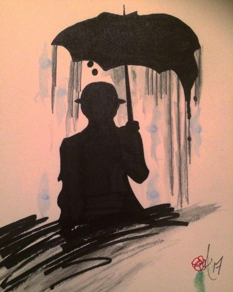 siiittin' rain....:musical_note - abra_cadavera | ello