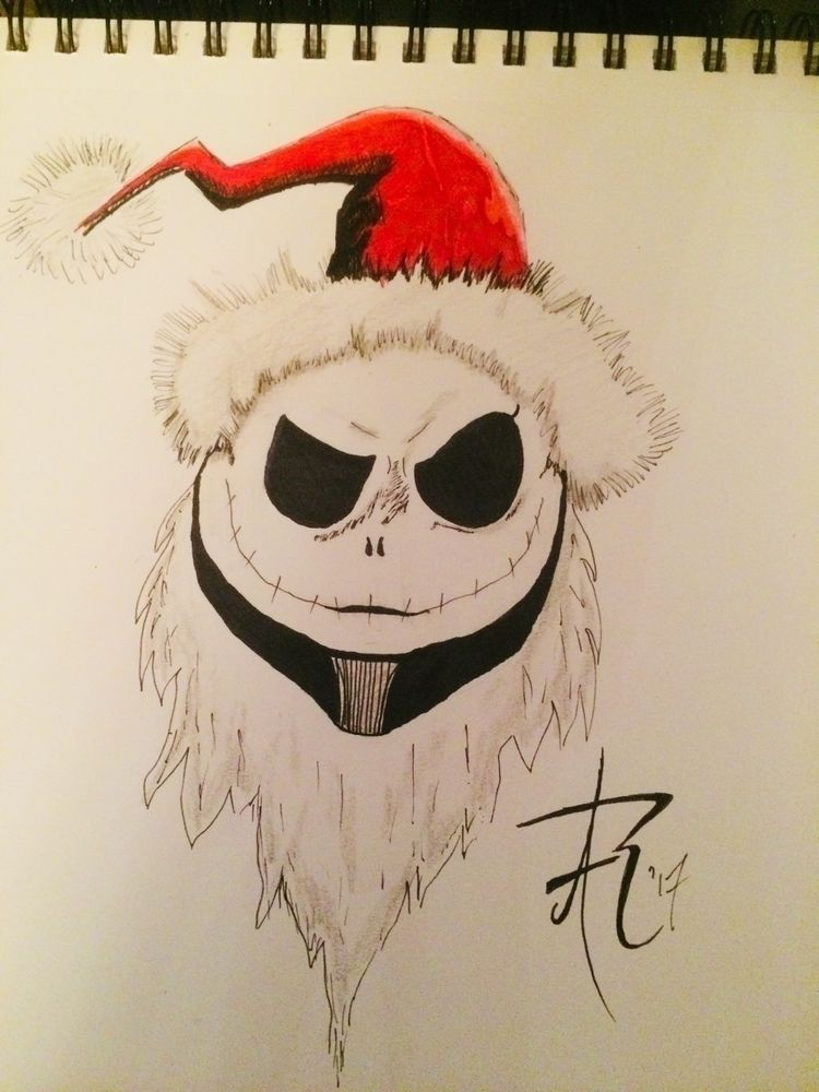 Christmas Jack - jackskellington - abra_cadavera | ello