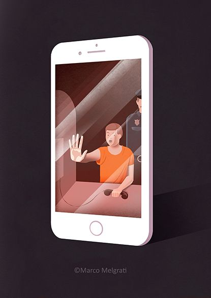 Smartphone Addiction - smartphone - marcomelgrati | ello
